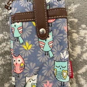 Union bay crossbody Wallet purse